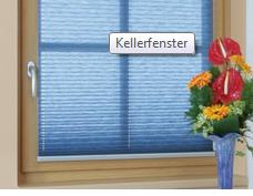 Kellerfenster im Einfamilienhaus